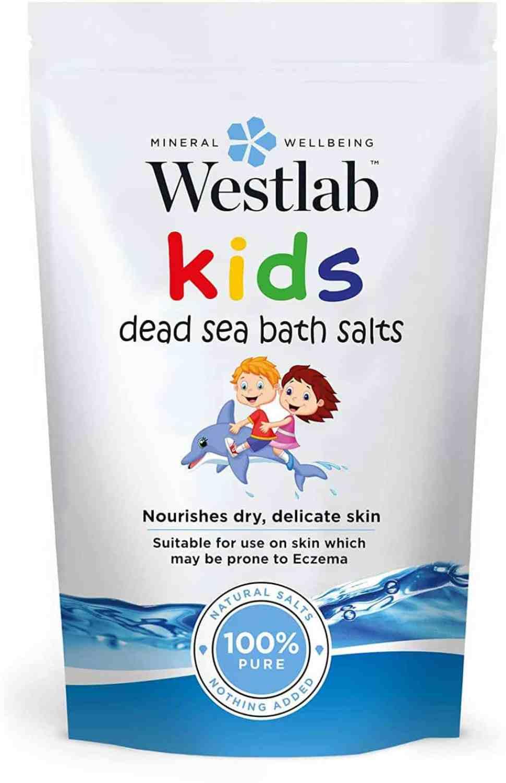 Kids Dead Sea Bath Salts