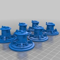 Tau Objective Markers