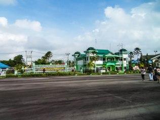 Bandara Tanjung Harapan (Tj. Selor) 2014