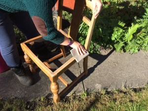 Easy beginners guide to upcycling old, tired furniture