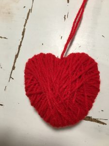 plump heart for love