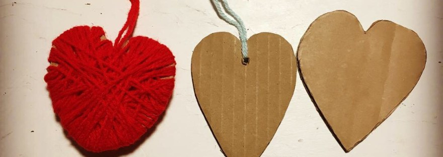 hearts in a row