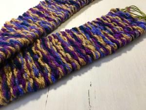 peg loom weave sacrf