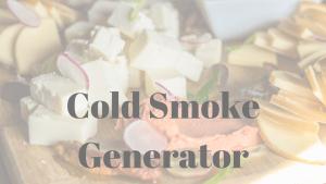 cold smoke generator