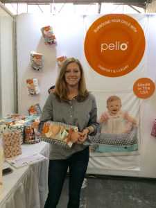 The New York Baby Show - Pello Comfy Cradle
