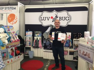 The New York Baby Show - Luv Bug Sunscreen Blanket
