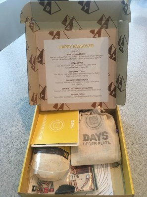 The Mint Chip Mama - DAYS Jewish Holiday Boxes