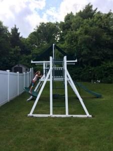 The Mint Chip Mama: Play Monster's Super Spinner Swing & Super Duper Spinner Swing!