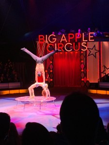 2018-2019 Big Apple Circus - The Mint Chip Mama