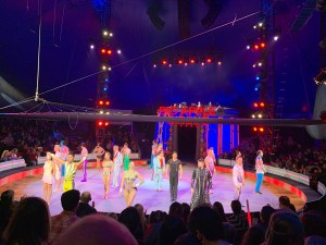 2018-2019 Big Apple Circus - The Mint Chip Mama