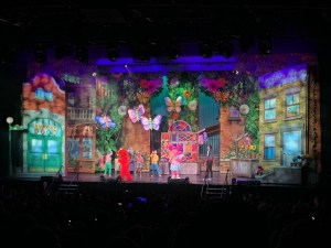The Mint Chip Mama - Sesame Street Live! Make Your Magic