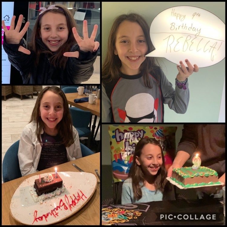 X My Daughter is 10! X - The Mint Chip Mam's