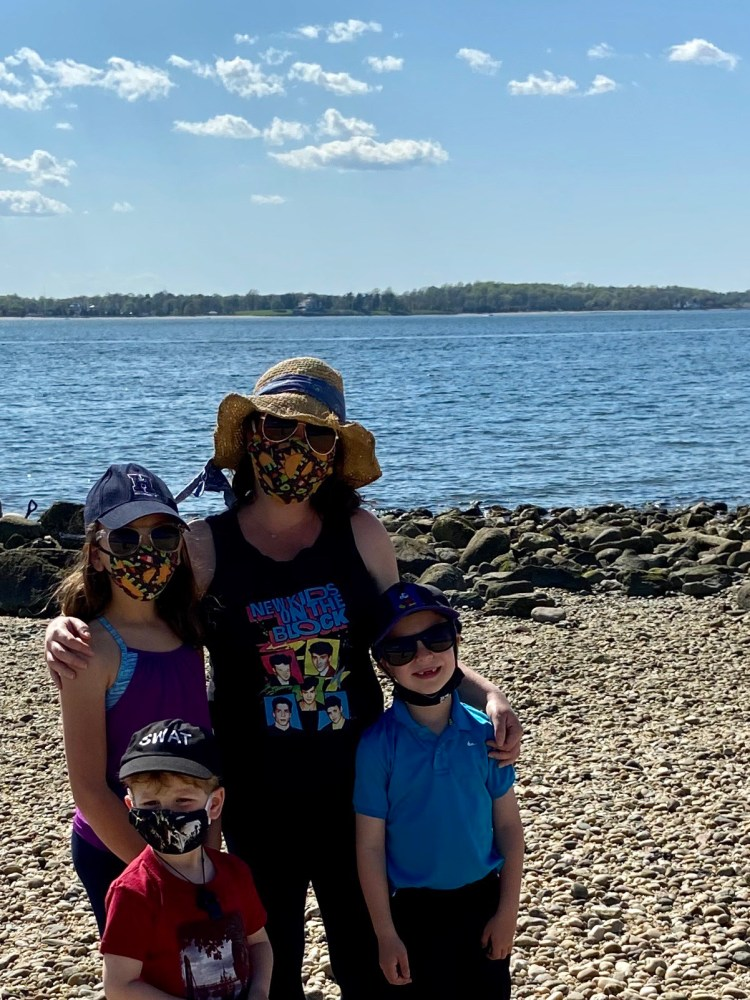 Family Hikes on Long Island - The Mint Chip Mama - West Neck Beach