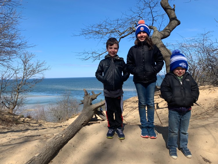 Family Hikes on Long Island - The Mint Chip Mama- Kings Park Bluff