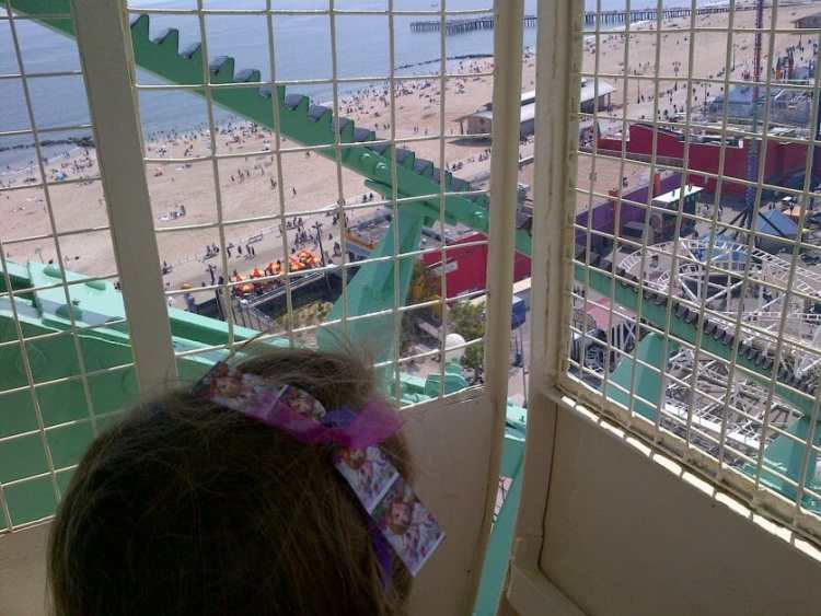 The Mint Chip Mama - RSDubs Ribbons on The Wonder Wheel