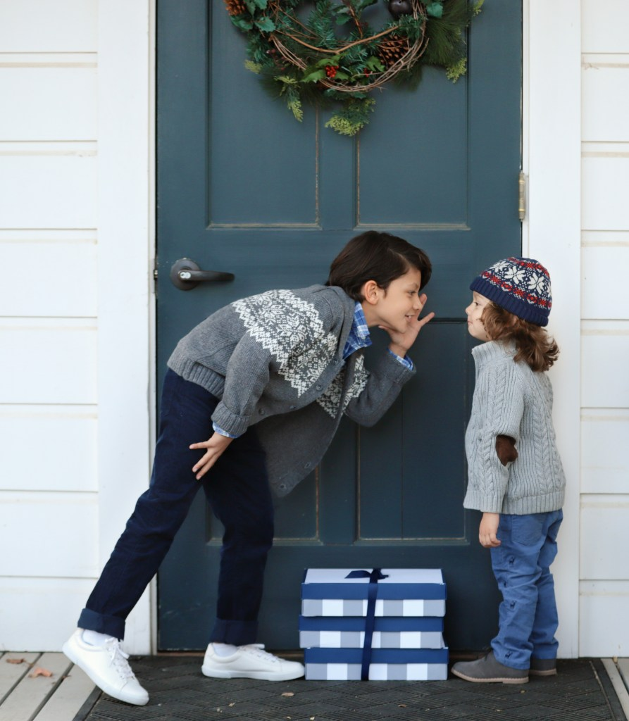 janie and jack holiday outfits for boys