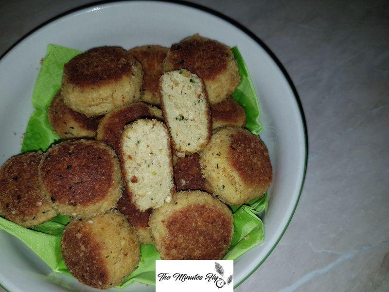 polpettine di pollo e zucchine - recycle - cucinare con gli avanzi - the minutes fly