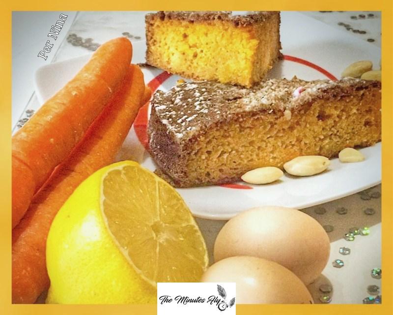 torta a nina - food - celiachia - the minutes fly