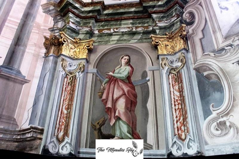 la chiesa dai mille suoni - urbex - the minutes fly - web magazine