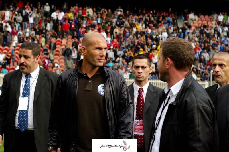arriva zidane alla Juventus - calcio - the minutes fly - web magazine