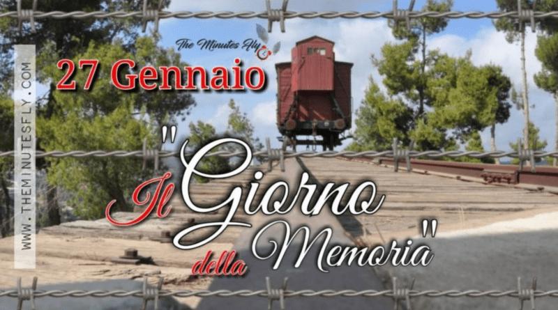 GIORNO DELLA MEMORIA EVENTI ITALIA