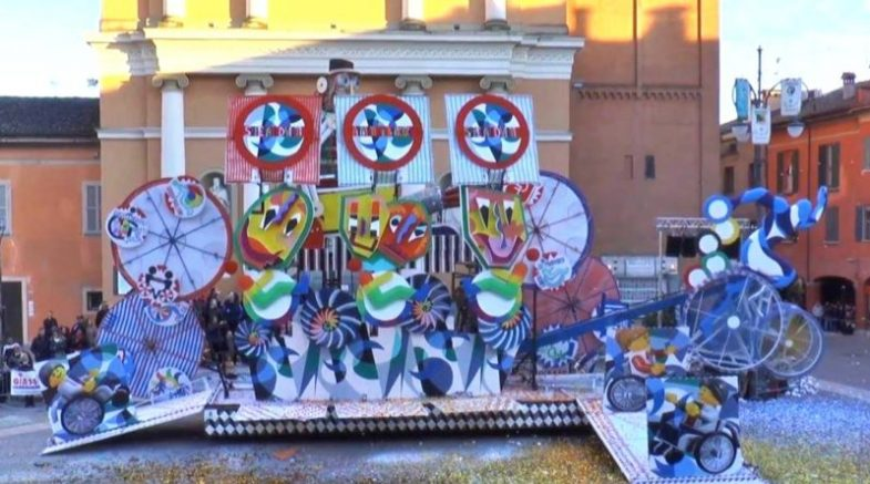 il carnevale storico persicetano - the minutes fly - web magazine