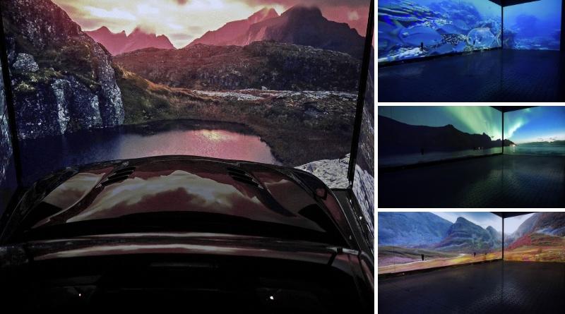 un garage da sogno - ascensore cinema - 3d - the minutes fly - web magazine - scenari