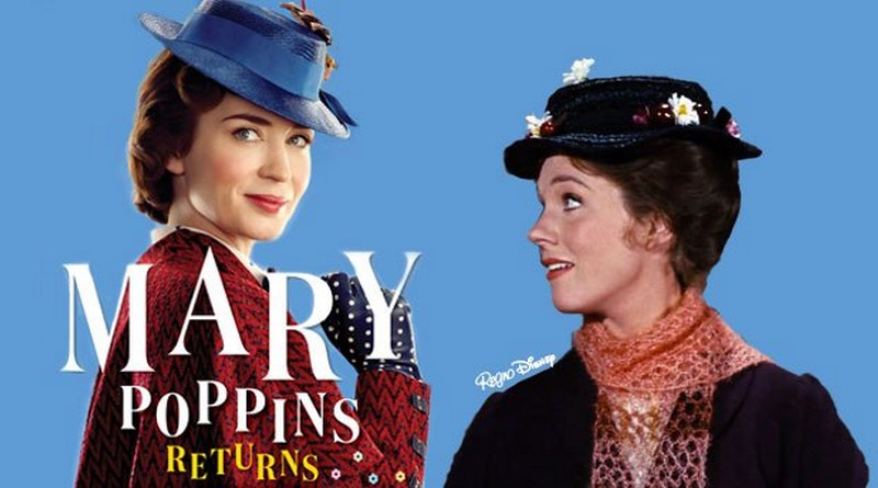 mary poppins il ritorno - live action - disney - the minutes fly - web magazine