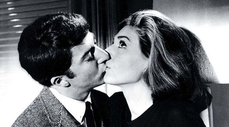 il primo bacio della storia del cinema - il laureato - bacio - giornata mondiale del bacio - the minutes fly - web magazine