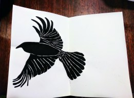 """crow"" by natasha"