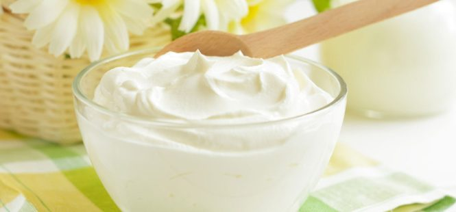 Curd for hands and feet