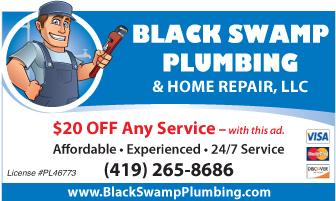 Black Swamp Plumbing