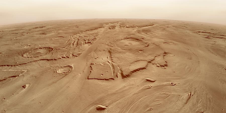 Image result for Mars Flood