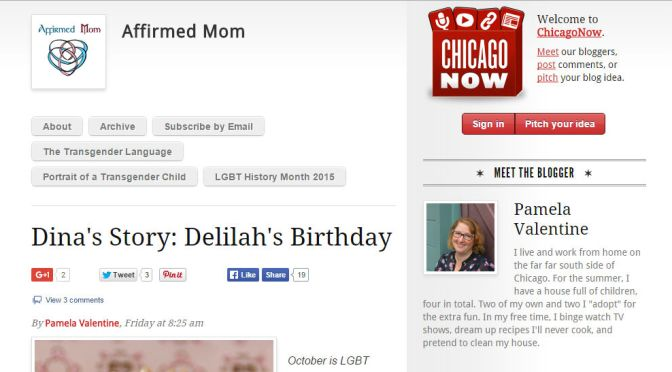 Chicago Now: Delilah's Birthday
