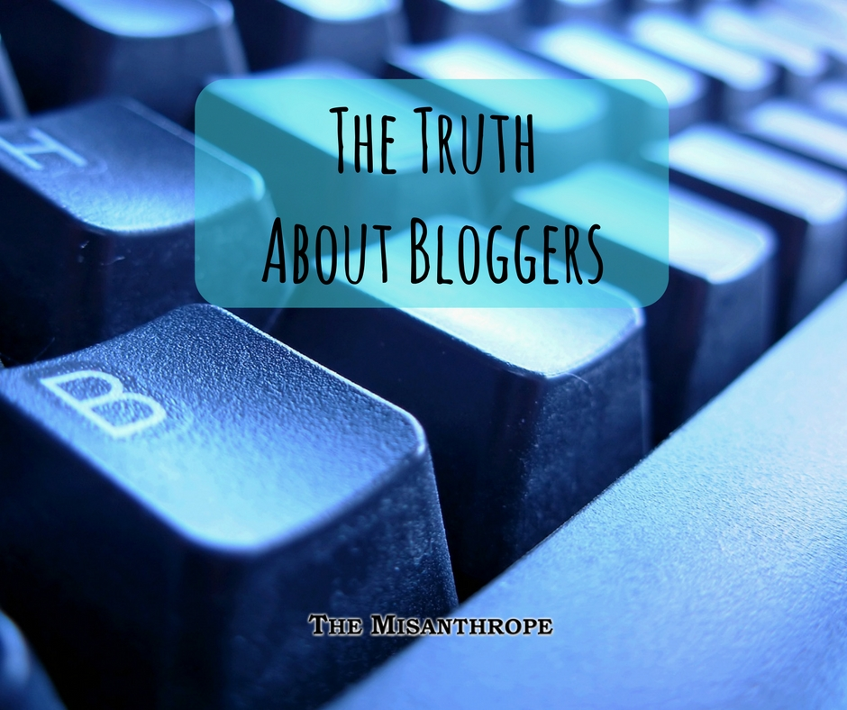 The Truth About Bloggers