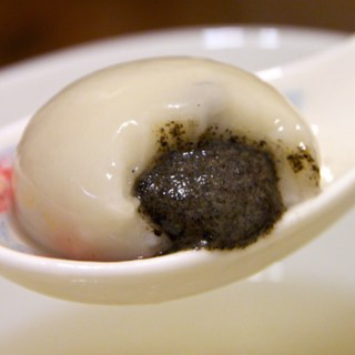 Chinese New Year: Sesame Glutinous Rice Balls