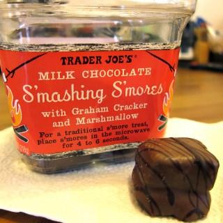 Snack: Trader Joe's S'mashing S'mores