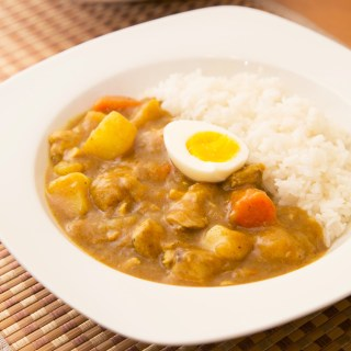 Japanese Curry with Chicken