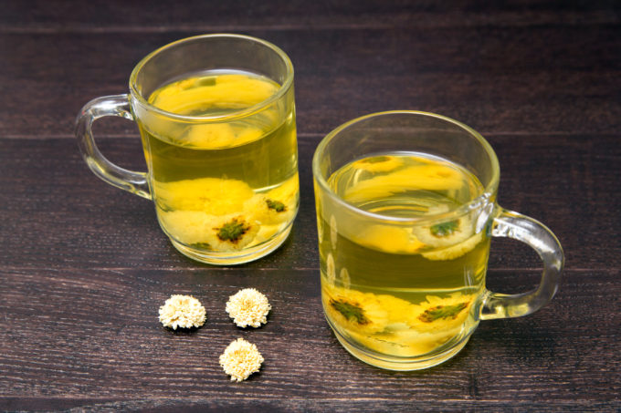 Chrysanthemum Tea 2| The Missing Lokness