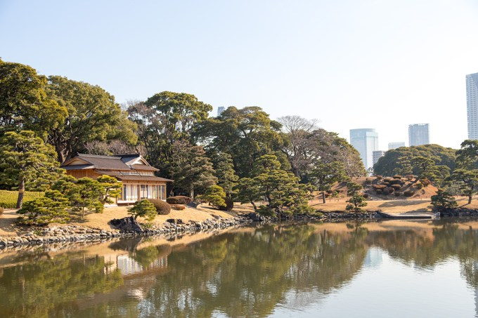 Hama Rikyu Garden | The Missing Lokness