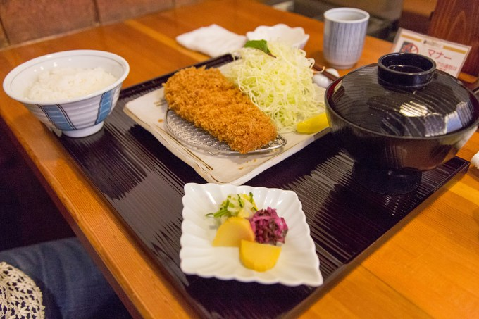 Tonkatsu in Tokyo | The Missing Lokness