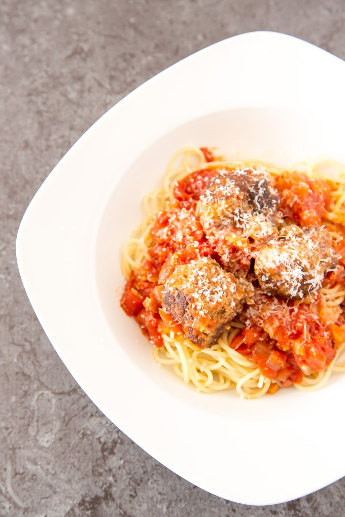 Spaghetti and Meatballs | The Missing Lokness