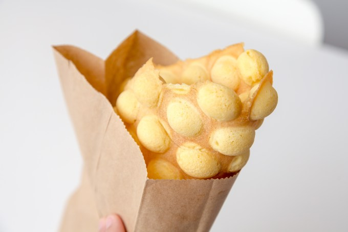Hong Kong Egg Waffle 2| The Missing Lokness