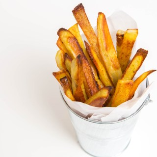 Baked Madras Curry French Fries