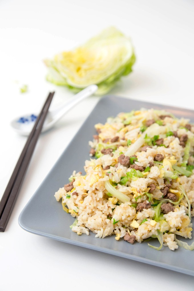 Hong Kong Style Beef Fried Rice 2| The Missing Lokness