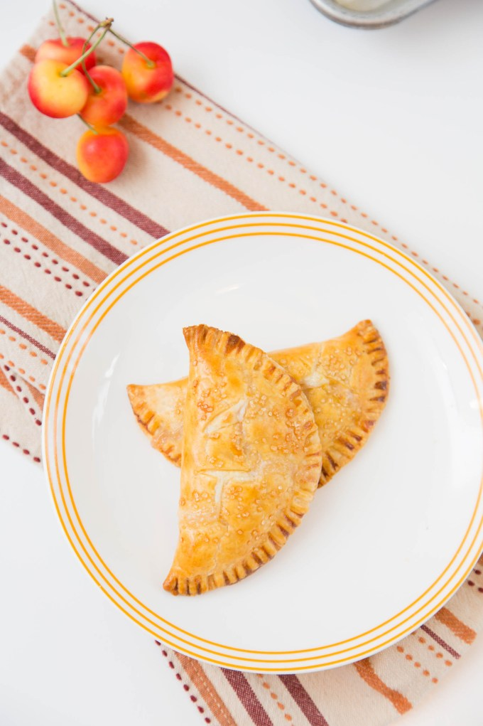 Rainier Cherry Cream Cheese Hand Pies 2| The Missing Lokness