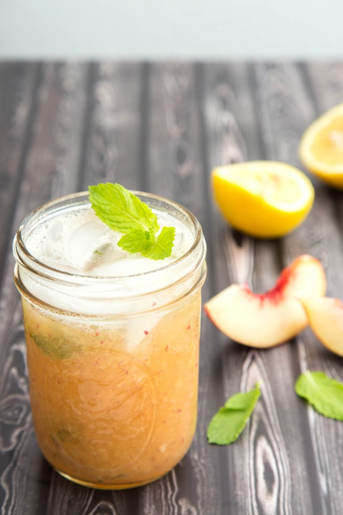 White Peach Mojito 6 | The Missing Lokness