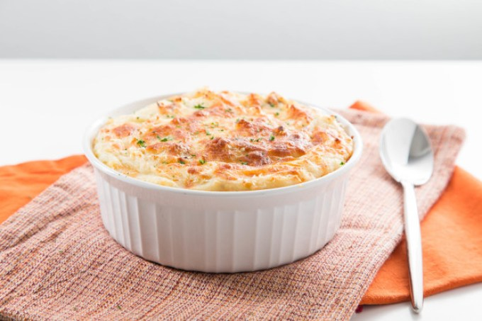 Smoked Sausage and Corn Loaded Mashed Potatoes 2| The Missing Lokness