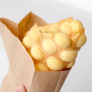 Hong Kong Egg Waffle