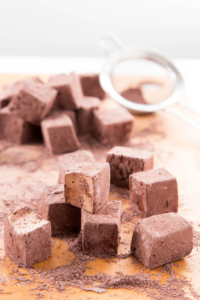 Chocolate Marshmallows 2| The Missing Lokness